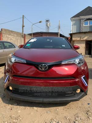 Toyota C-Hr 2019 Limited FWD Red | Cars for sale in Lagos State, Amuwo-Odofin