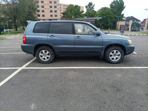 Toyota Highlander 2004 Limited V6 FWD Blue   Cars for sale in Lagos State, Amuwo-Odofin