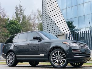 Land Rover Range Rover 2017 Gray | Cars for sale in Abuja (FCT) State, Central Business District