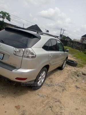 Lexus RX 2007 350 Silver | Cars for sale in Rivers State, Obio-Akpor
