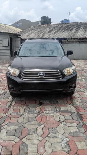 Toyota Highlander 2008 Sport Black | Cars for sale in Rivers State, Port-Harcourt
