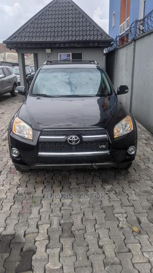 Toyota RAV4 2010 2.5 Limited Black | Cars for sale in Rivers State, Port-Harcourt