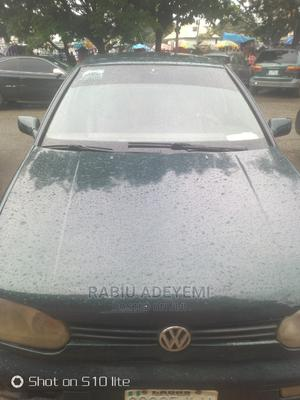 Volkswagen Golf 2000 Blue | Cars for sale in Abuja (FCT) State, Central Business Dis