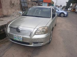 Toyota Avensis 2004 Silver   Cars for sale in Lagos State, Oshodi