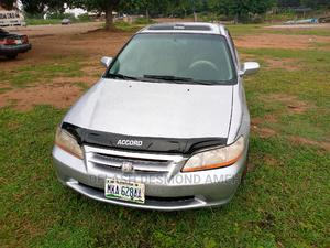 Honda Accord 1999 EX Silver   Cars for sale in Abuja (FCT) State, Lokogoma