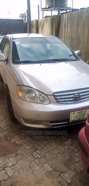Toyota Corolla 2002 1.6 Sedan Gold   Cars for sale in Edo State, Benin City