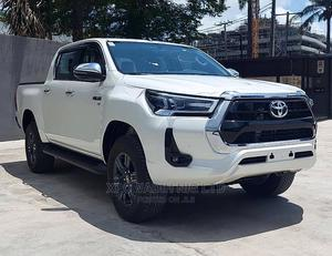 New Toyota Hilux 2021 White | Cars for sale in Lagos State, Ikoyi