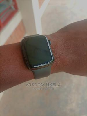 W34 Smart Series 6 Watch   Smart Watches & Trackers for sale in Imo State, Okigwe