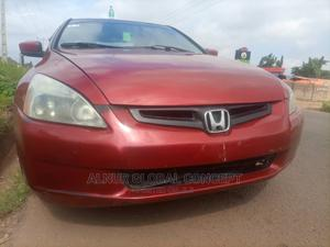 Honda Accord 2005 Automatic Red | Cars for sale in Kwara State, Ilorin West