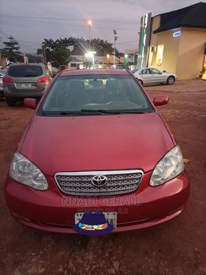 Toyota Corolla 2005 LE Red | Cars for sale in Enugu State, Enugu