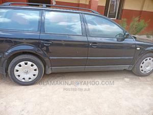 Volkswagen Passat 2000 Black | Cars for sale in Ogun State, Obafemi-Owode