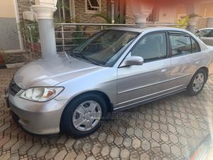Honda Civic 2004 Silver | Cars for sale in Abuja (FCT) State, Lokogoma