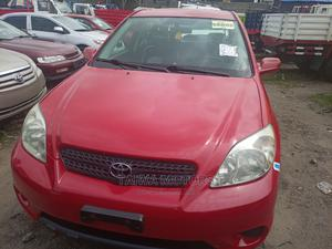 Toyota Matrix 2006 Red   Cars for sale in Lagos State, Apapa