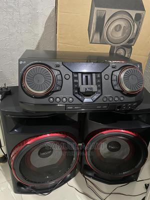 LG Xboom 2350watts Cj87   Audio & Music Equipment for sale in Oyo State, Ibadan