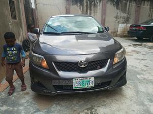 Toyota Corolla 2008 Gray   Cars for sale in Lagos State, Agege