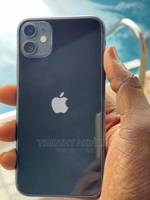 Apple iPhone 11 128 GB Black   Mobile Phones for sale in Oyo State, Ogbomosho North