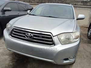 Toyota Highlander 2009 Sport 4x4 Silver   Cars for sale in Lagos State, Amuwo-Odofin