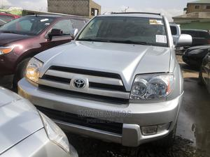 Toyota 4-Runner 2003 4.7 Silver   Cars for sale in Lagos State, Ogba