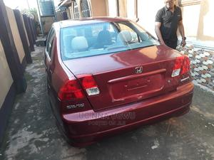 Honda Civic 2005 1.6i Sport Automatic Red | Cars for sale in Edo State, Benin City