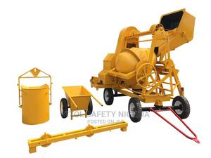 Concrete Mixer With Lifting Hoist   Heavy Equipment for sale in Lagos State, Ikeja
