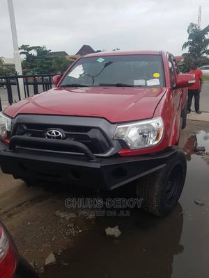Toyota Tacoma 2015 Red   Cars for sale in Lagos State, Amuwo-Odofin