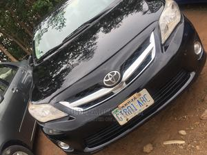 Toyota Corolla 2010 Black   Cars for sale in Abuja (FCT) State, Gaduwa