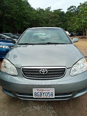 Toyota Corolla 2003   Cars for sale in Abuja (FCT) State, Gwagwa
