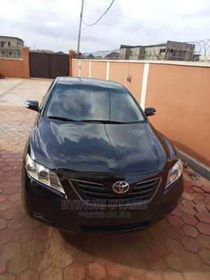 Toyota Camry 2008 2.4 XLE Black | Cars for sale in Lagos State, Amuwo-Odofin