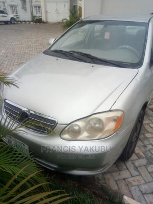 Toyota Corolla 2004 Silver   Cars for sale in Abuja (FCT) State, Mararaba