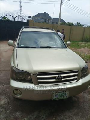 Toyota Highlander 2005 V6 Gold | Cars for sale in Imo State, Owerri