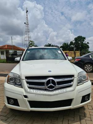 Mercedes-Benz GLK-Class 2010 350 White   Cars for sale in Ondo State, Akure