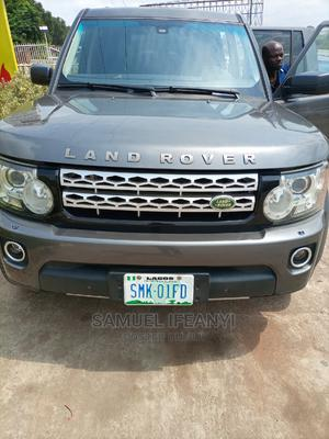 Land Rover LR3 2008 V8 HSE AWD Gray   Cars for sale in Imo State, Owerri