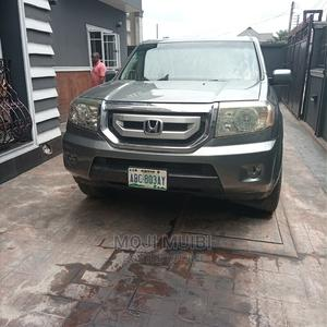 Honda Pilot 2009 Gray | Cars for sale in Rivers State, Port-Harcourt