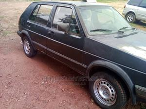 Volkswagen Golf 1992 Blue | Cars for sale in Plateau State, Jos