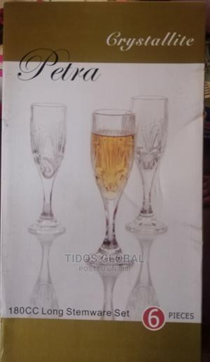 6pcs High Quality Wine Glass | Kitchen & Dining for sale in Lagos State, Alimosho