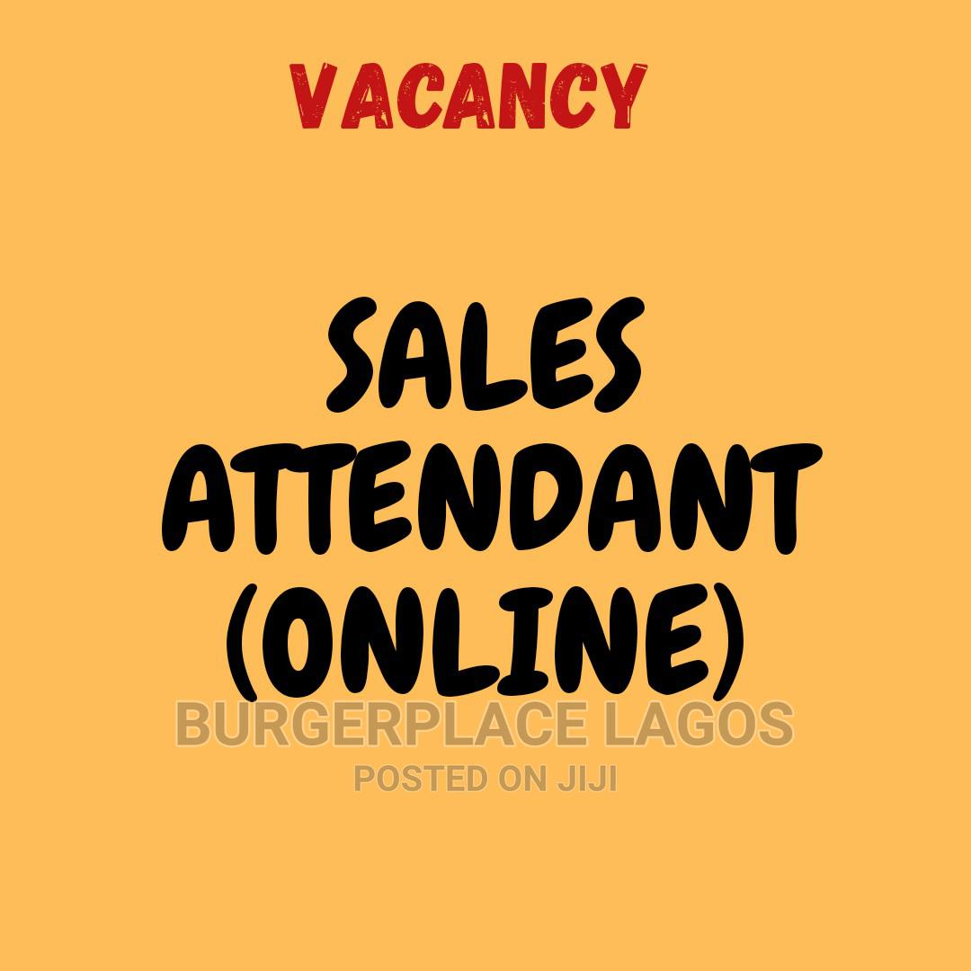 Sales Attendant wanted