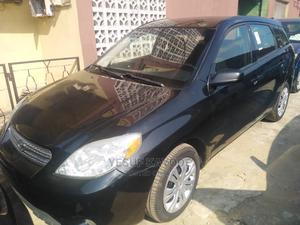 Toyota Matrix 2006 Black   Cars for sale in Lagos State, Isolo