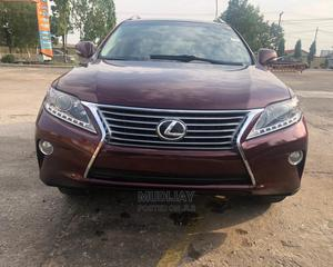 Lexus RX 2014 350 AWD Red | Cars for sale in Lagos State, Yaba