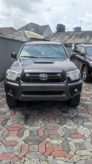 Toyota Tacoma 2013 Gray   Cars for sale in Rivers State, Port-Harcourt