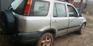 Honda CR-V 2000 2.0 4WD Automatic Silver   Cars for sale in Oyo State, Ibadan