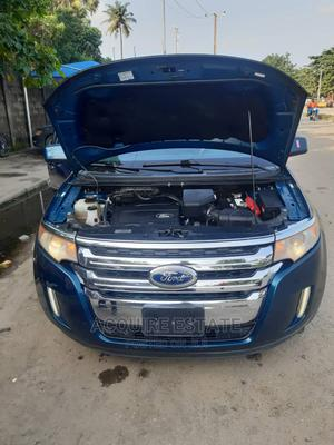 Ford Edge 2011 Blue | Cars for sale in Lagos State, Isolo