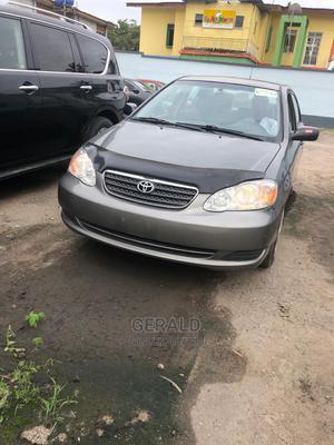 Toyota Corolla 2005 CE Gray | Cars for sale in Lagos State, Shomolu