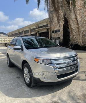 Ford Edge 2012 Silver | Cars for sale in Lagos State, Ajah