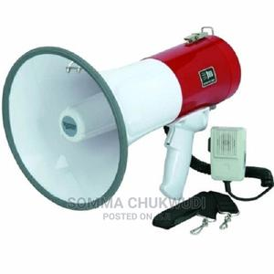 Megaphone With Battery | Audio & Music Equipment for sale in Lagos State, Mushin