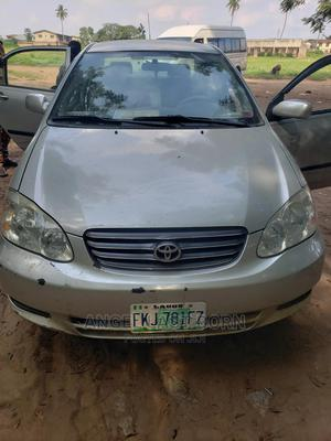 Toyota Corolla 2004 LE Silver   Cars for sale in Oyo State, Ibadan