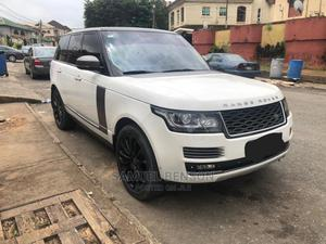 Land Rover Range Rover Vogue 2014 White | Cars for sale in Lagos State, Ojodu