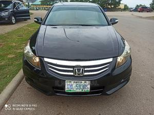 Honda Accord 2009 2.4 EX Black   Cars for sale in Abuja (FCT) State, Jabi