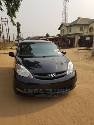 Toyota Sienna 2009 XLE AWD Black   Cars for sale in Lagos State, Ikorodu