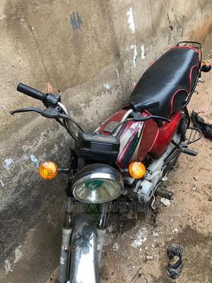 Bajaj Boxer 2017 Red   Motorcycles & Scooters for sale in Osun State, Osogbo