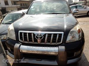 Toyota Land Cruiser Prado 2007 VX Black | Cars for sale in Rivers State, Port-Harcourt